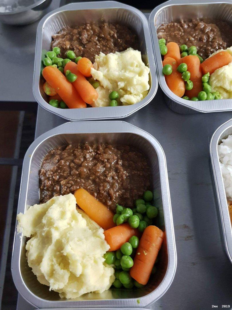 <strong>Mince with Tatties & Veg</strong><br><br>